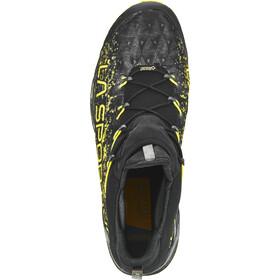 La Sportiva Tempesta GTX Zapatillas running Hombre, black/butter